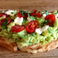 Best ever avocado toast